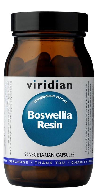 Boswellia serrata - Kadidlovník pilovitý
