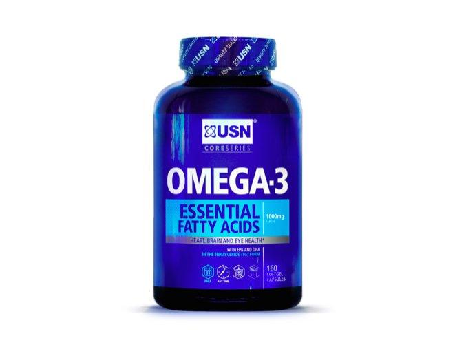 Omega 3, rybí olej