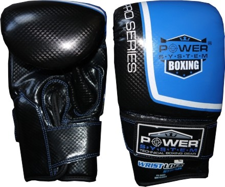 PS 5003 Bag gloves blue pair