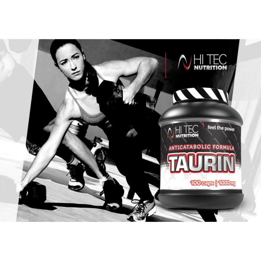 Taurin hitec nutrition