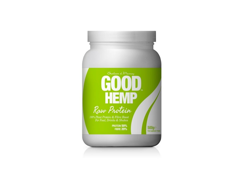 Protein Natural RAW 500 g - expirace 5/2019