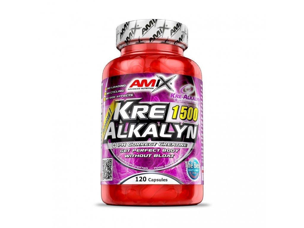 kre alkalyn amix 120 kapslí