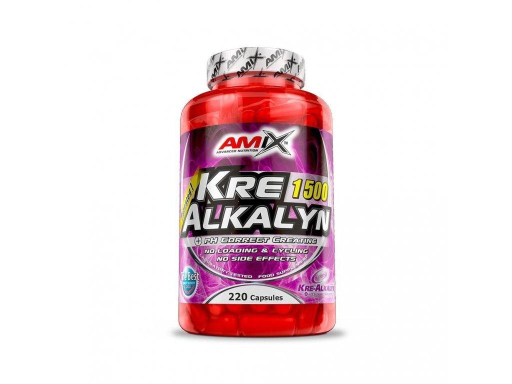 kre alkalyn amix 220 kapslí