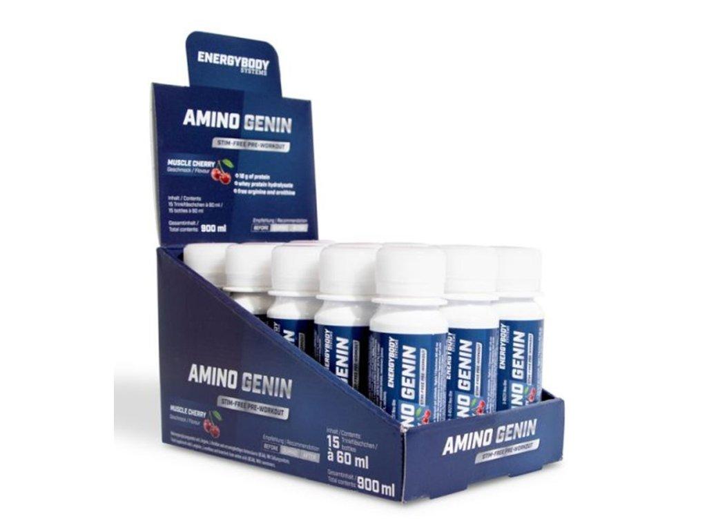XXL Amino Genin 15.000mg 20 ampulí