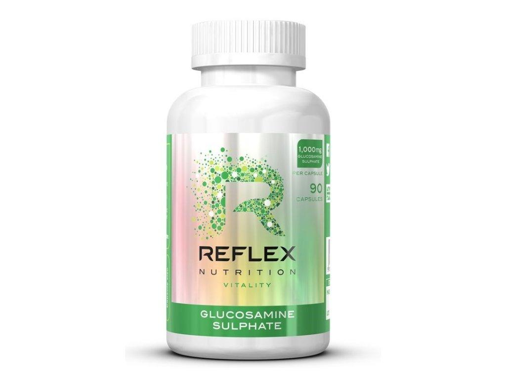 glucosamine suplhate reflex