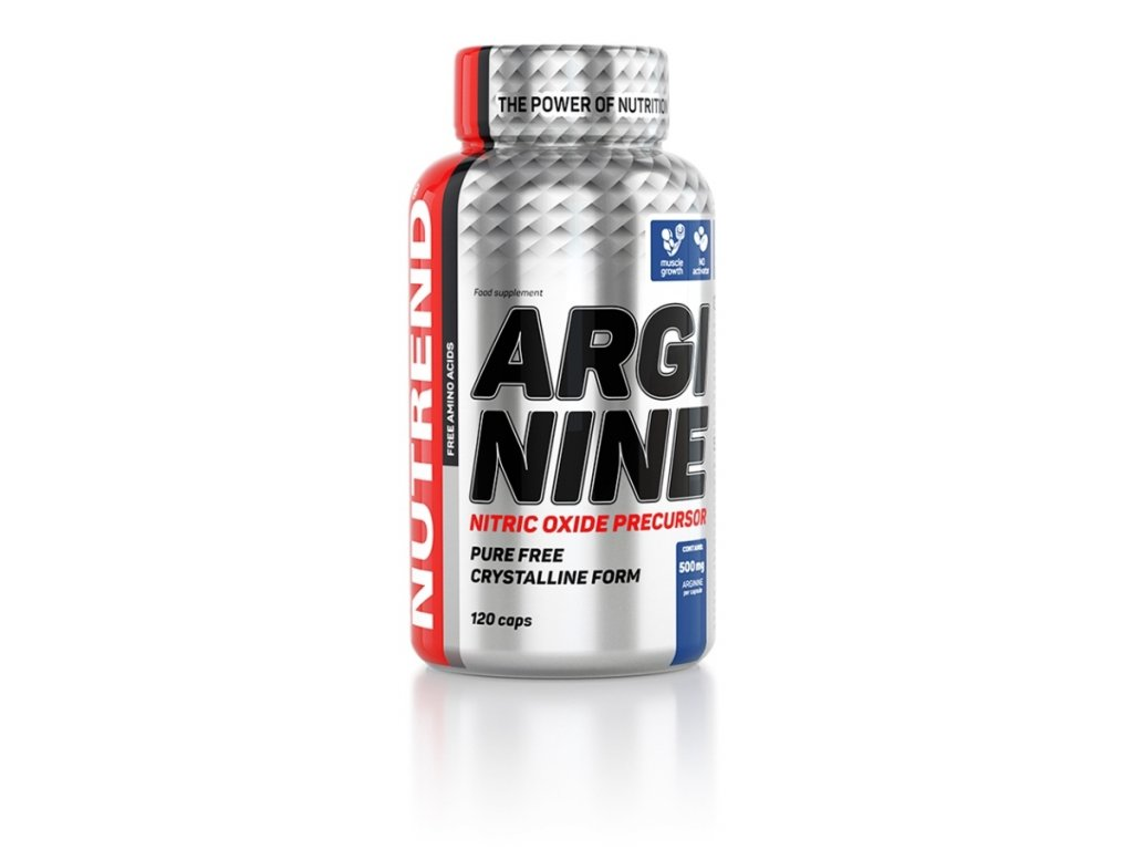 Arginine 120 tablet (Nitric Oxide Precursor)