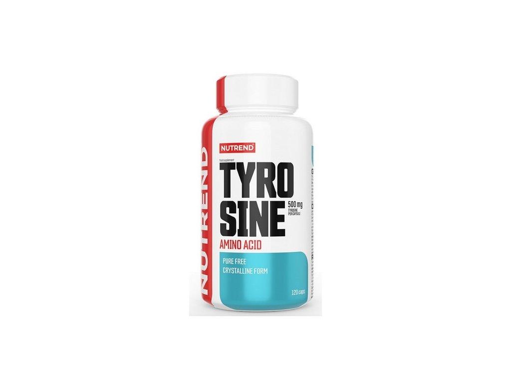 nutrend tyrosine120 kapslí