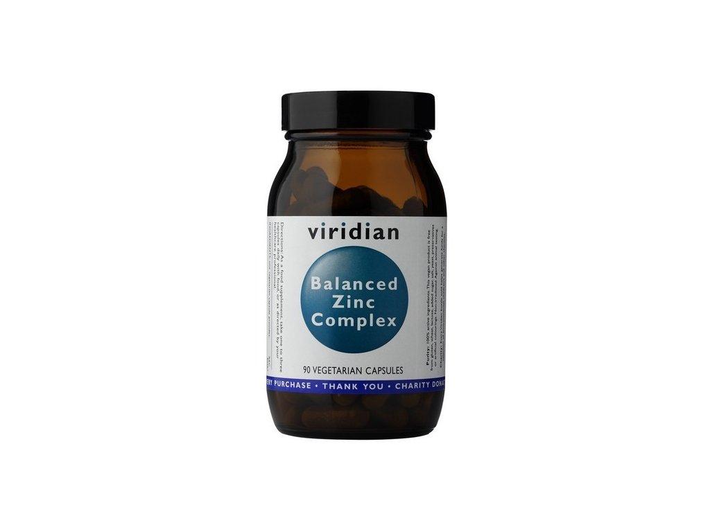 balanced zinc complex viridian