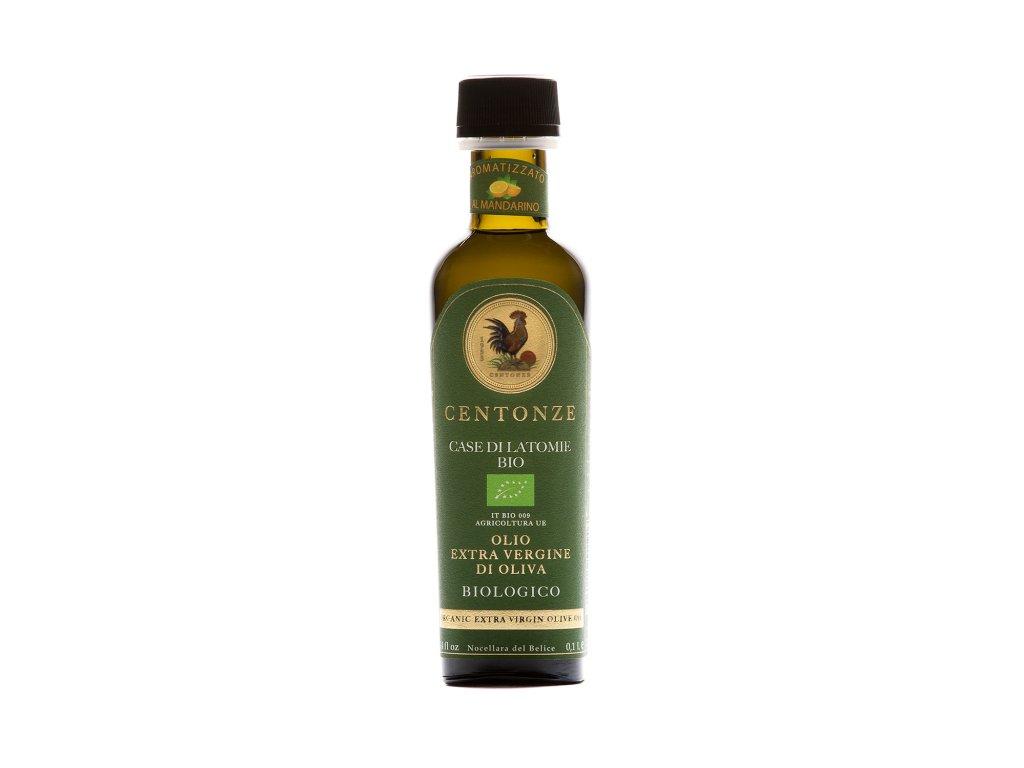 BIO Extra Virgin Olive Oil Aromatizzato 0,1l