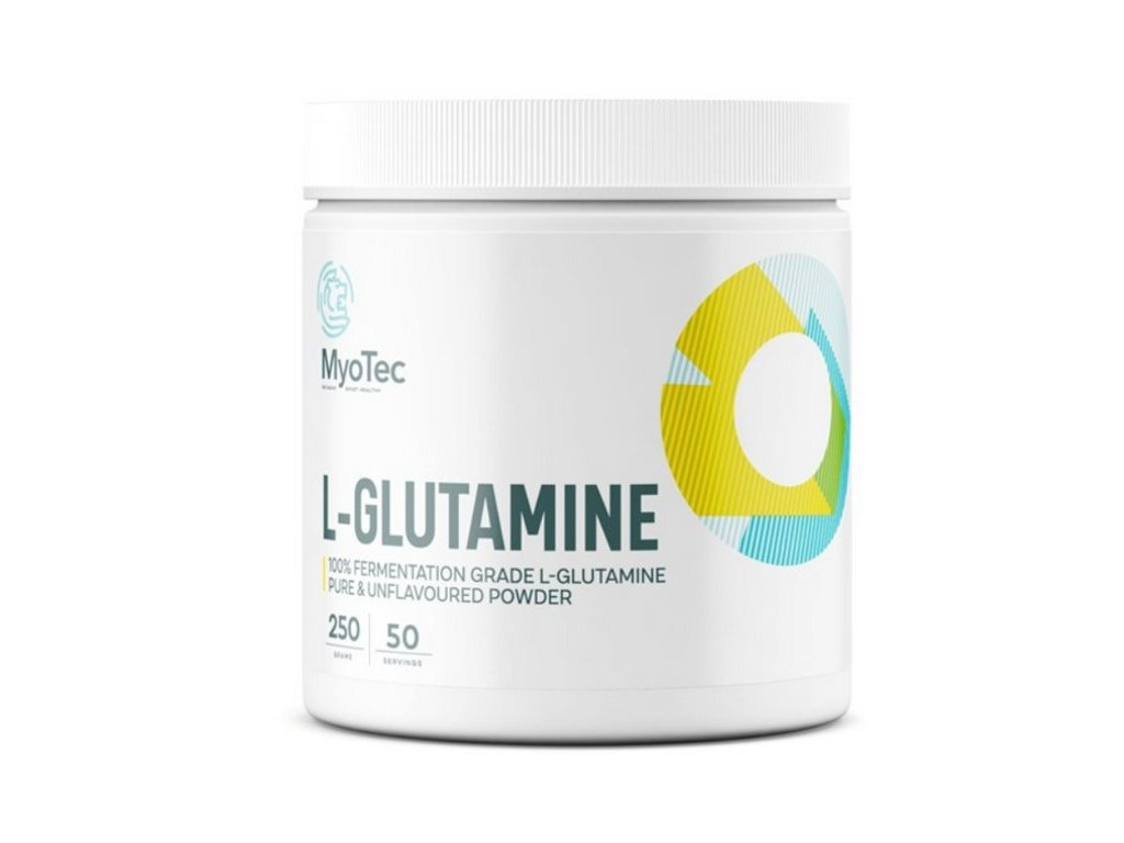 l glutamin myotec aminokyselina