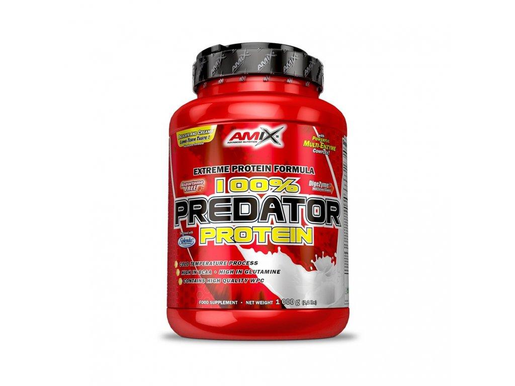 100% predator protein amix