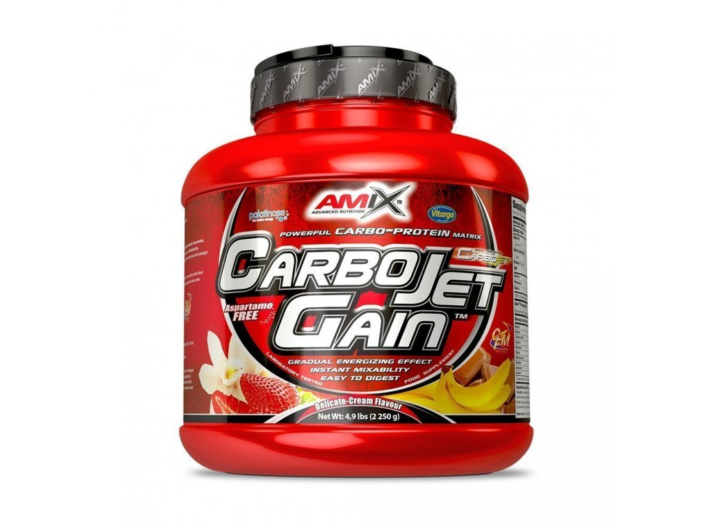 carbojet gain amix
