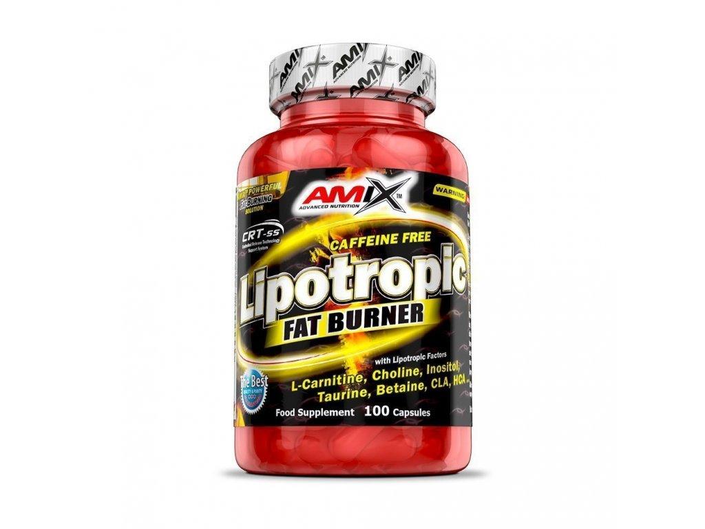 lipotropic amix 100 kapslí