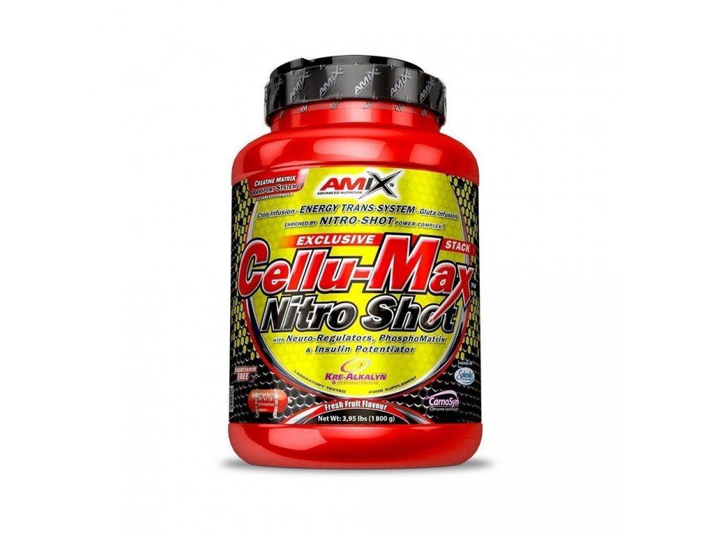 cellu max nitro shot amix