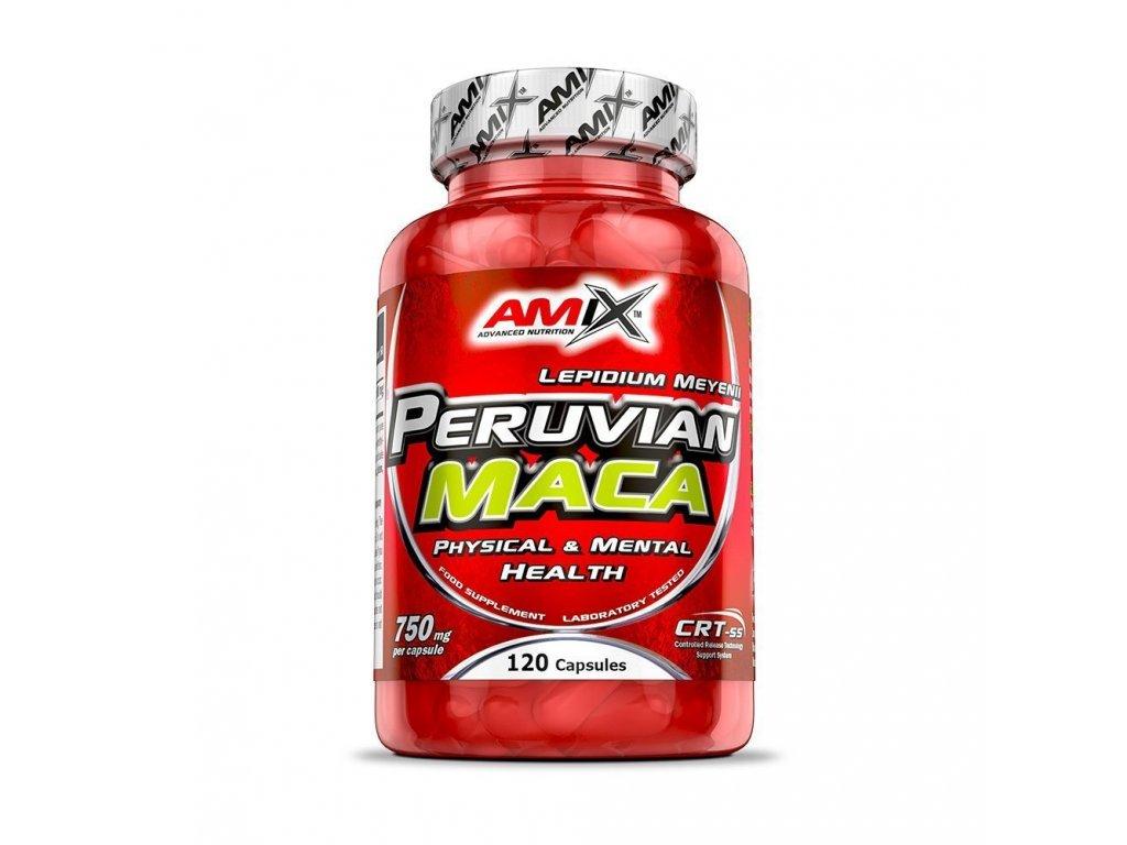 peruvian maca amix