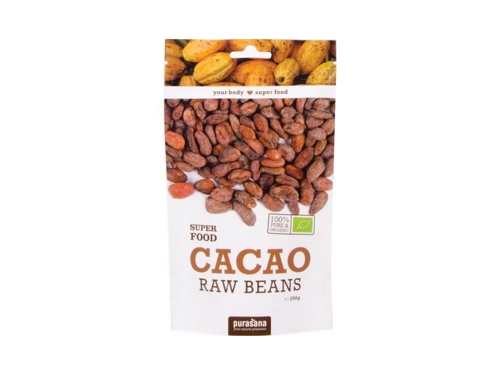 Cacao Beans BIO (Kakaové boby) 200g