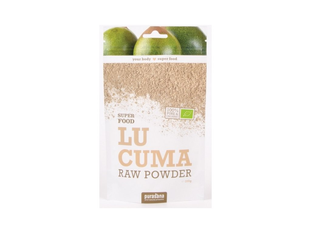 Lucuma Powder BIO 200g