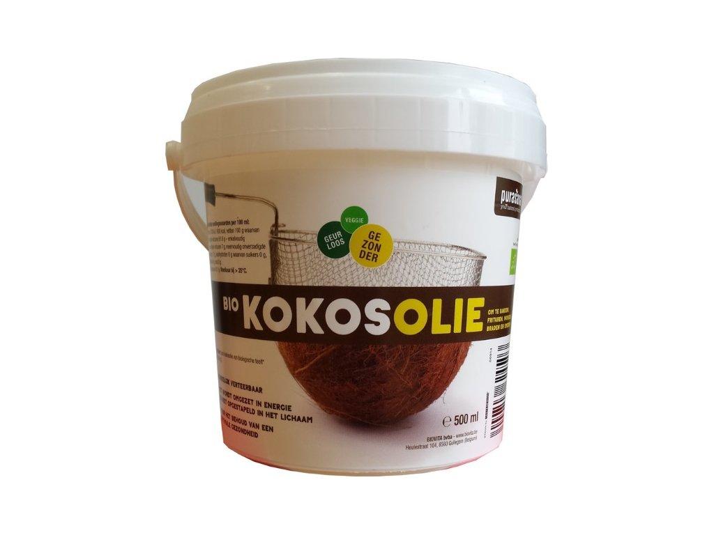Kokosový olej BIO 500ml