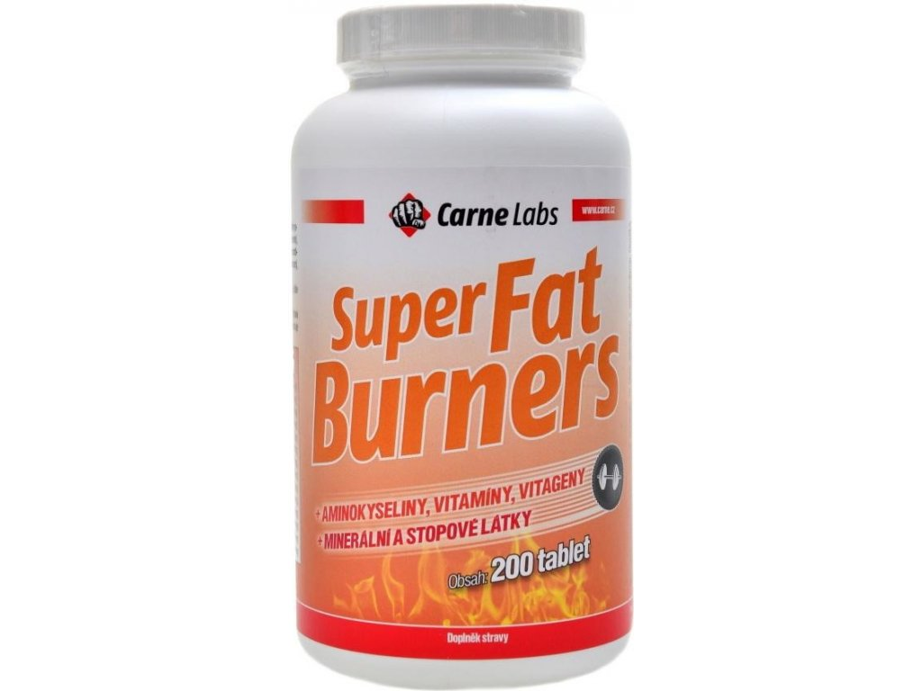 super fat burner carnelabs