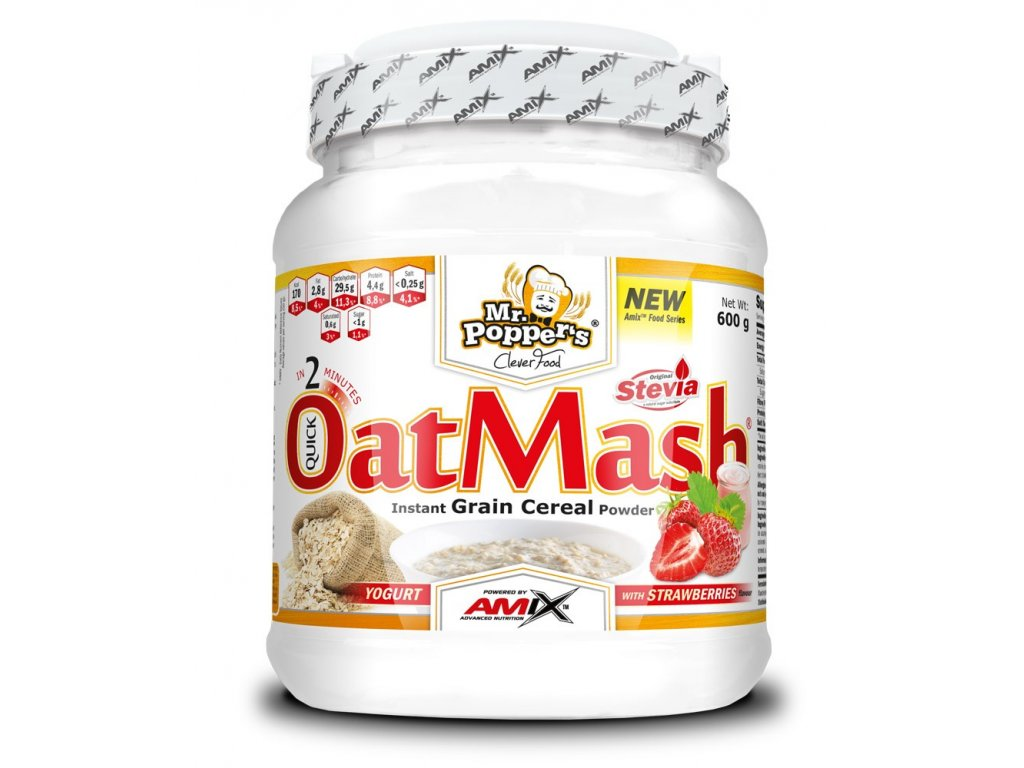 mrpopper s oatmash 600g smart3d strawberry