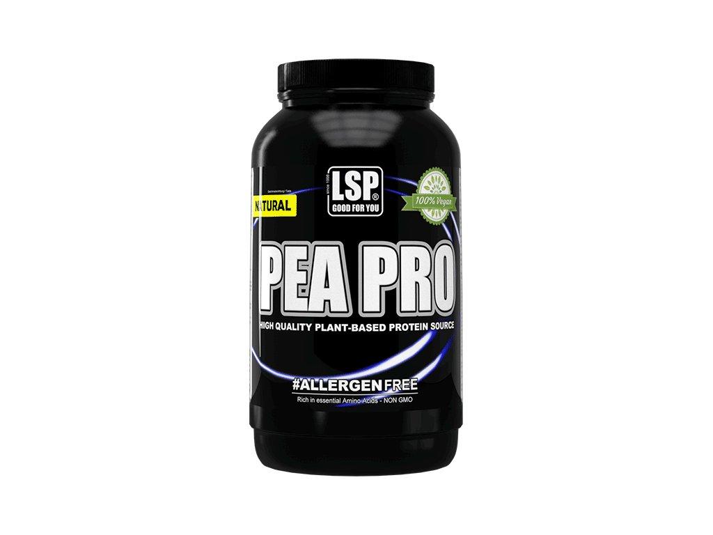 Hrachový protein LSP