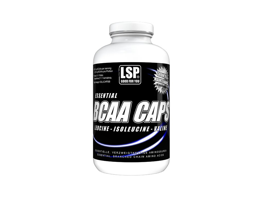 BCAA 2:1:1 Volucaps 951 mg 300 kapslí