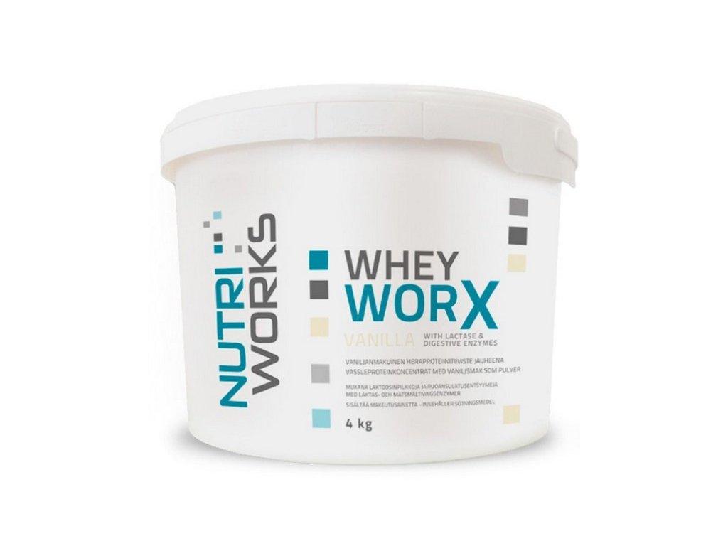 100% Deluxe Whey 4000g