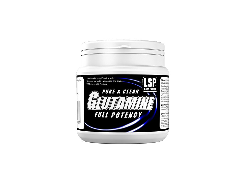 L-Glutamine 100% Crystal Pure 250 g