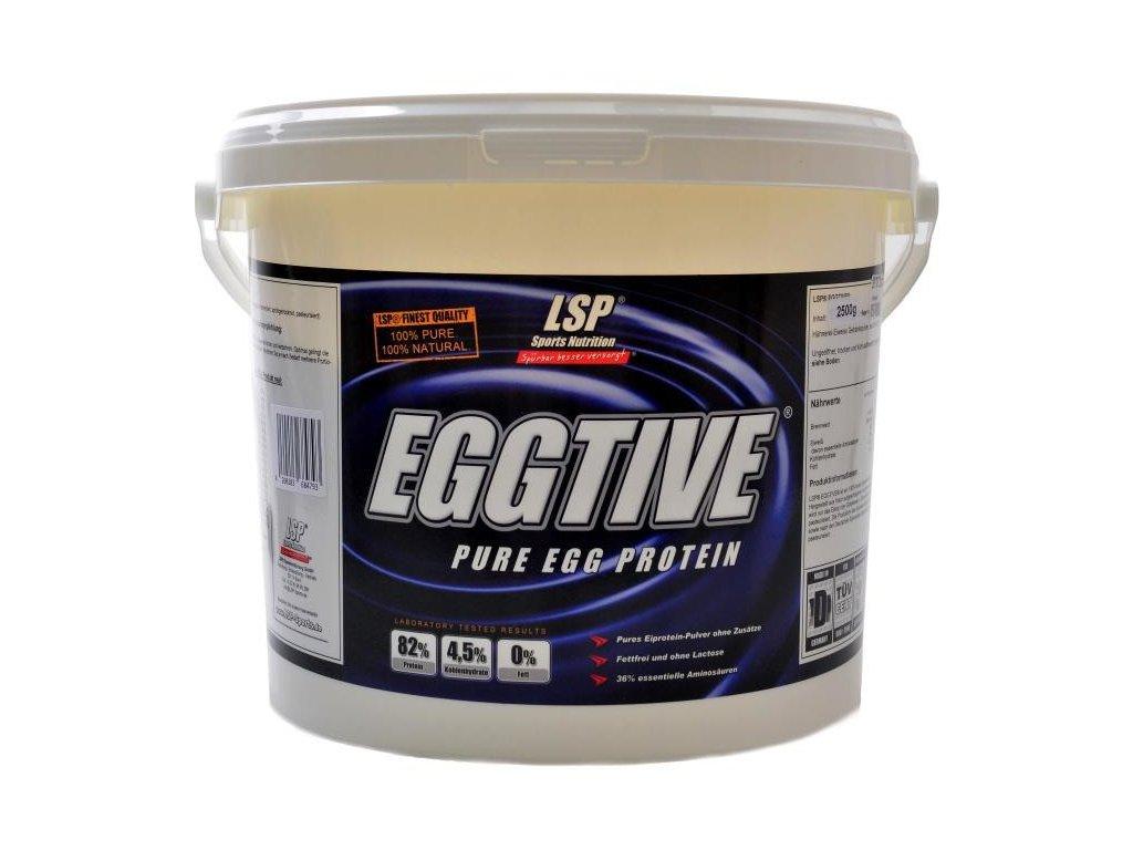 vaječný instantní protein