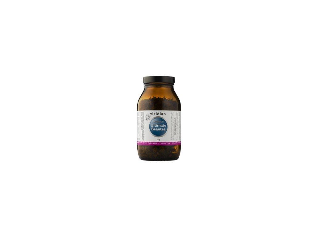 Beauty Tea 50g Organic (Čaj pro péči o vzhled)