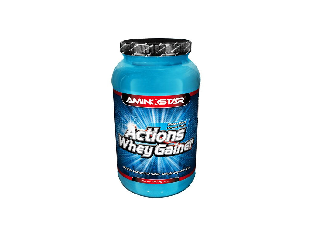 Actions Whey Gainer 2250 g