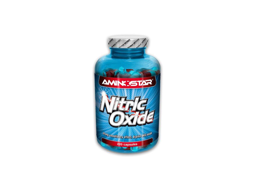 Nitric Oxide 120 kapslí (L-Arginin alfa-ketoglutarát)