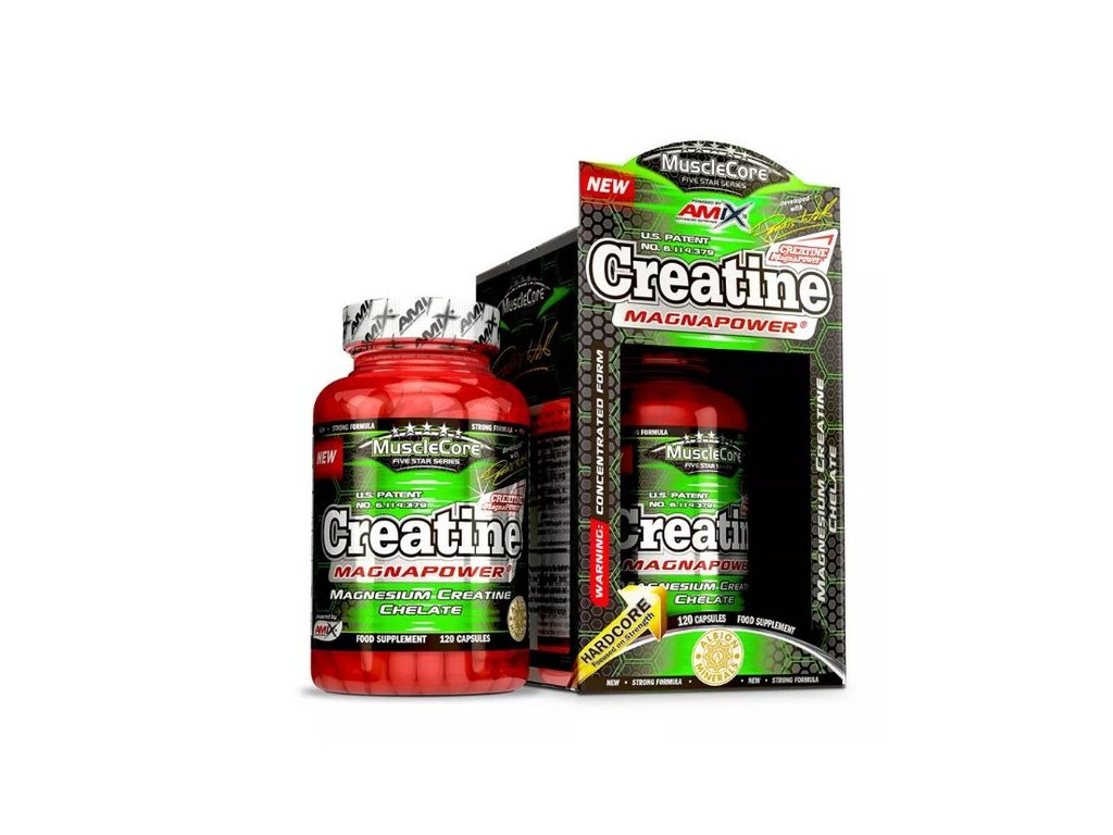 AMIX MAGNAPOWER creatine