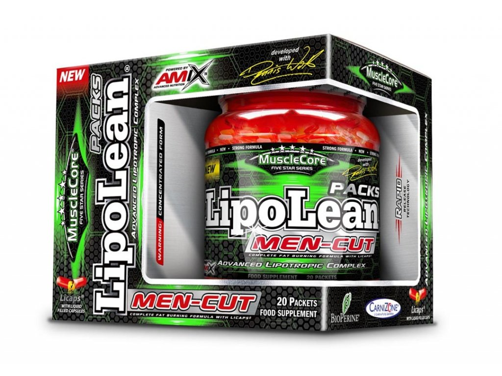 LipoLean® Men-Cut Packs 20 sáčků