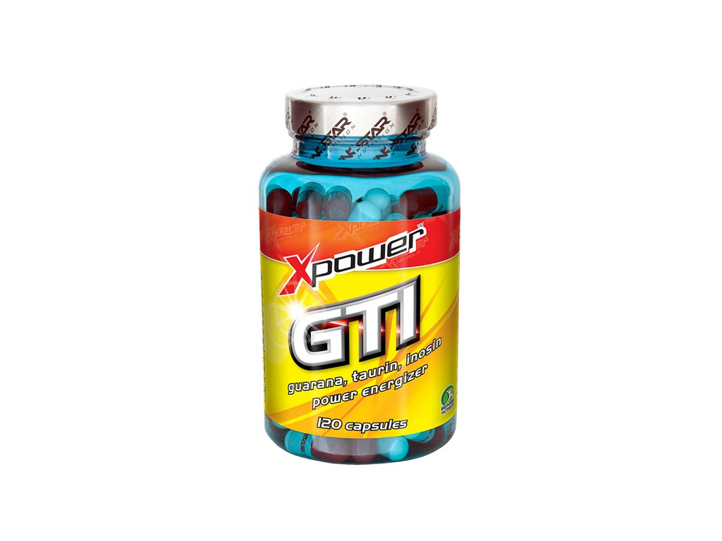 GTI 120 kapslí
