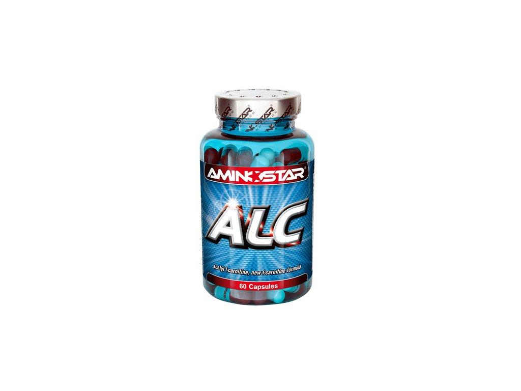 ALC Acetyl L-carnitine 60 kapslí