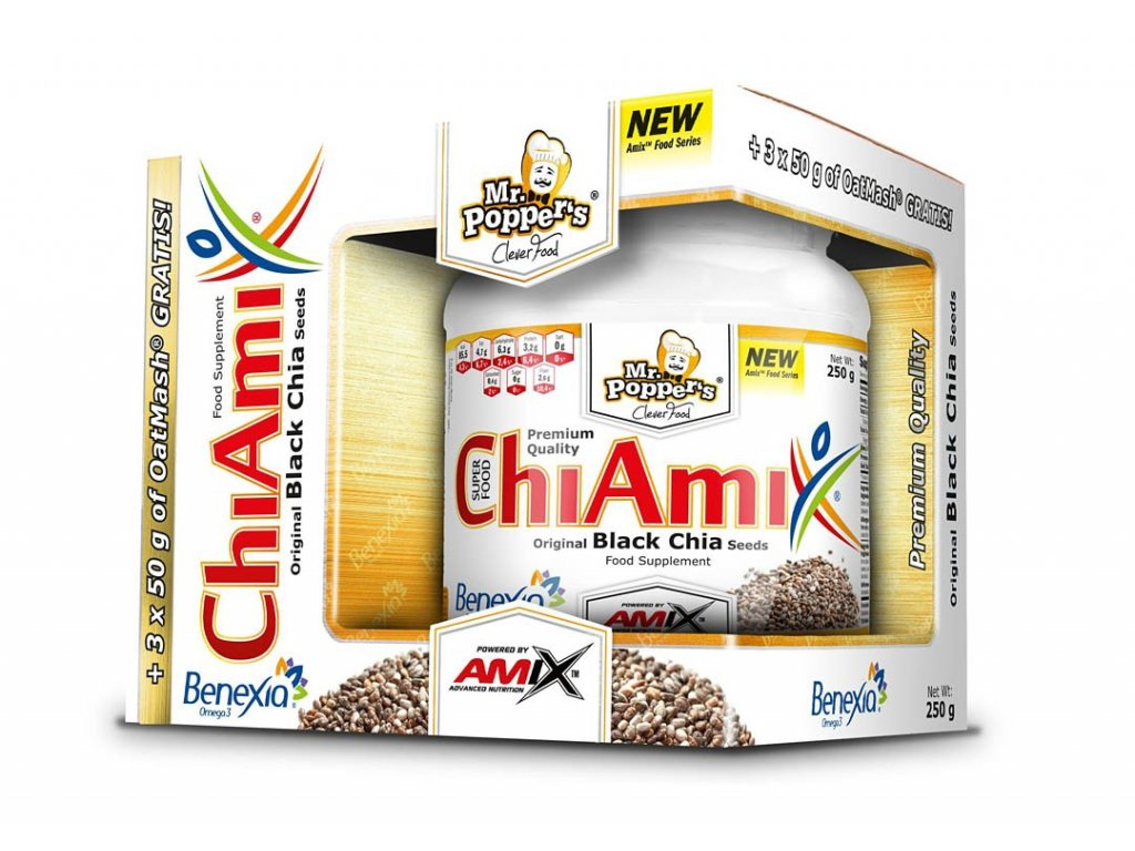 ChiAmix Mr. Popper's 250 g