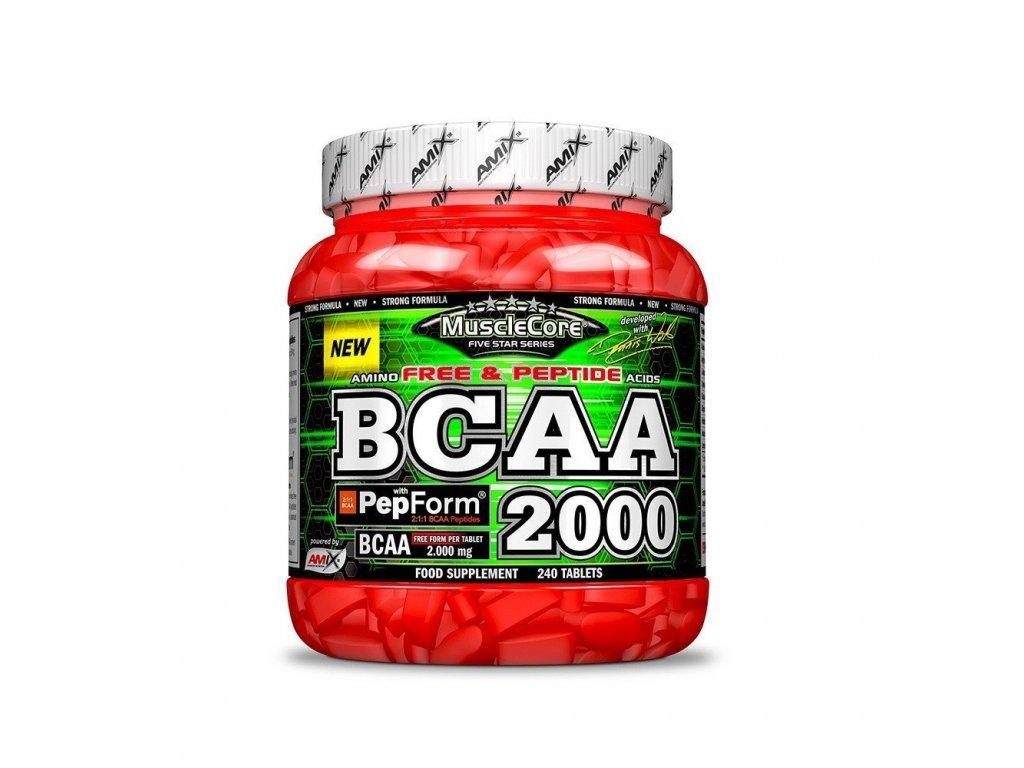 bcaa pepform amix 240 tablet