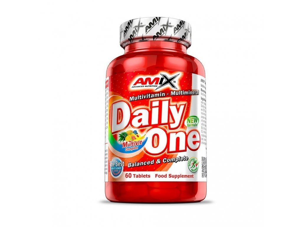 daily one amix