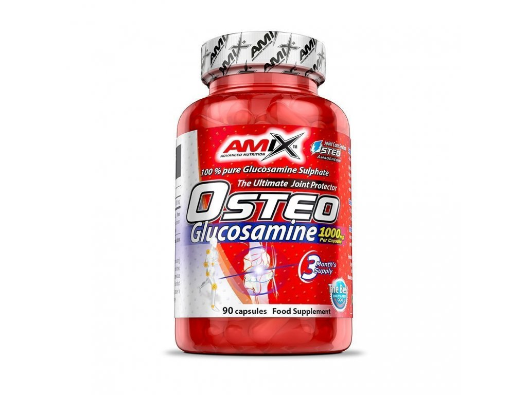 osteo glucosamine amix