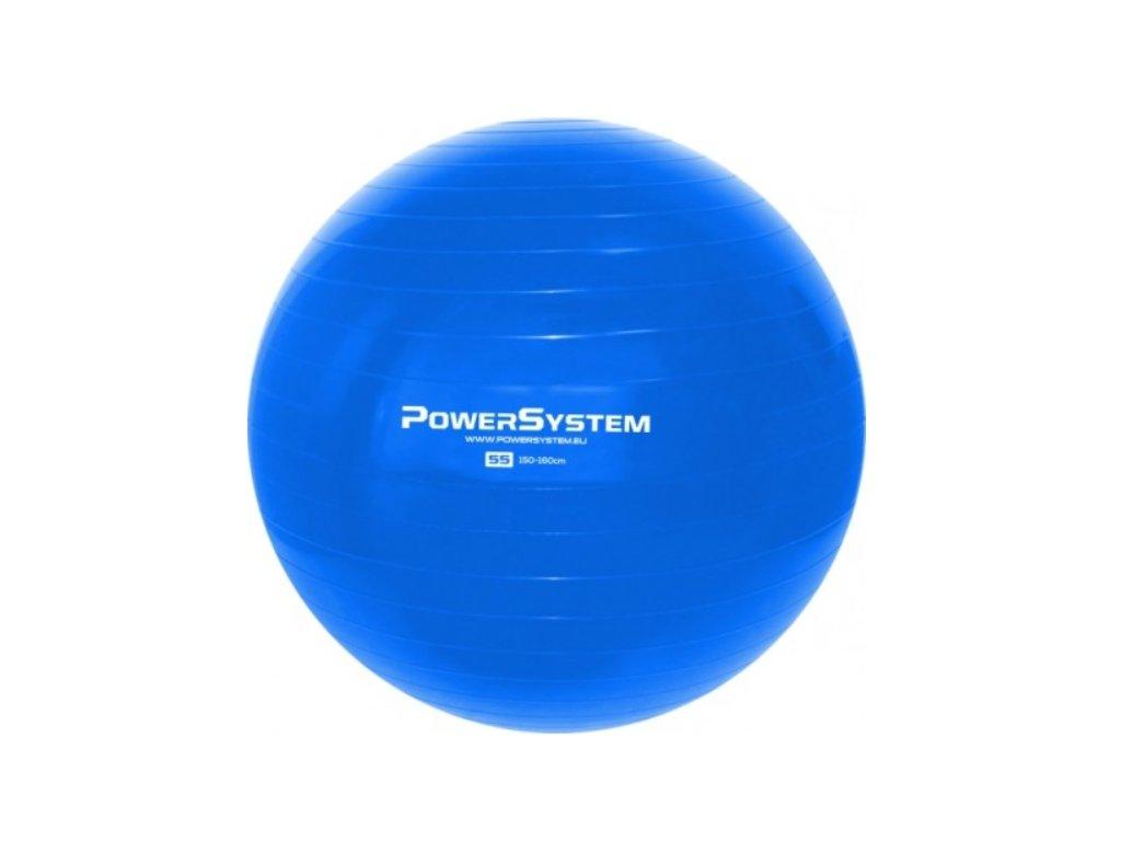 gymball modrý