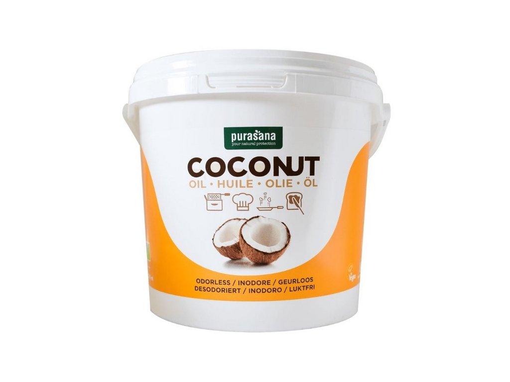 Kokosový olej BIO 2l