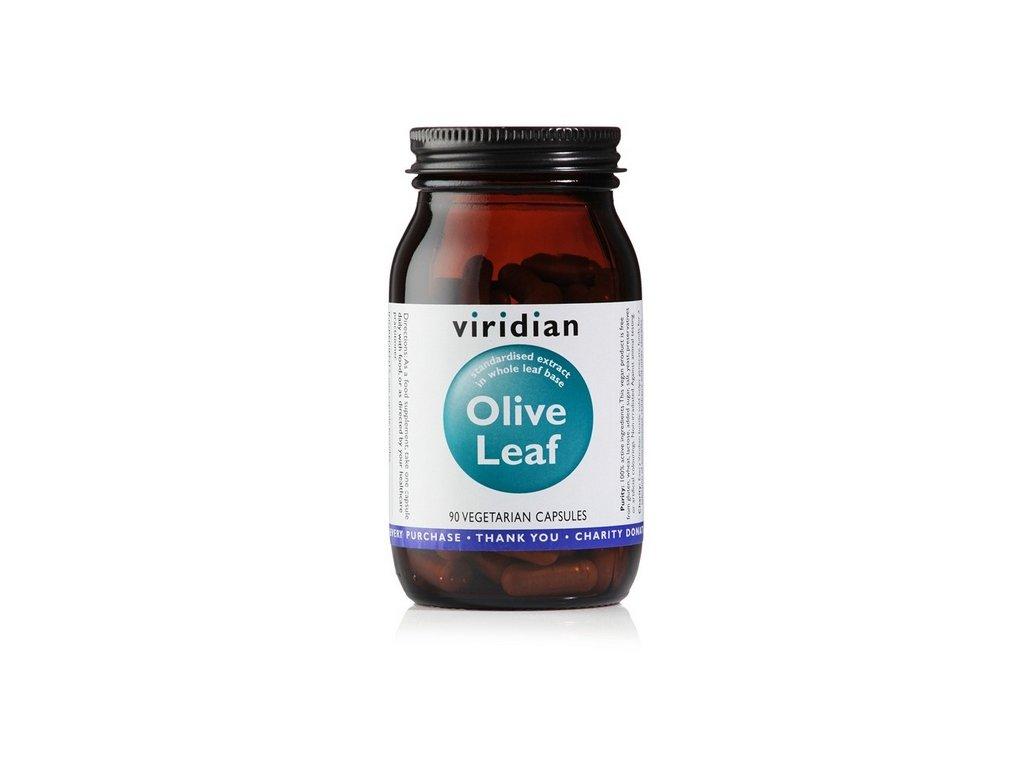 Olive Leaf 90 kapslí (Extrakt z listů olivovníku)
