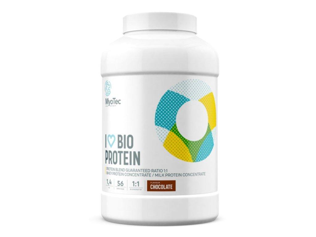 I Love BIO Protein 1400 g  + ŠEJKR ZDARMA