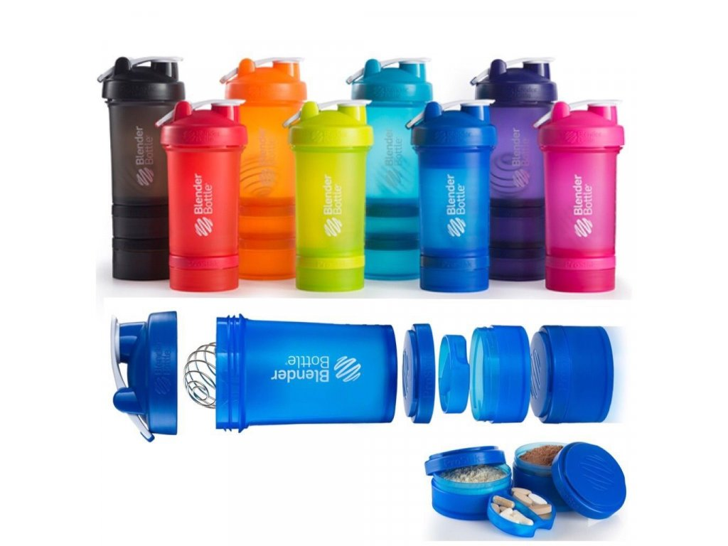 Blender bottle LSP shaker prostak 500 ml