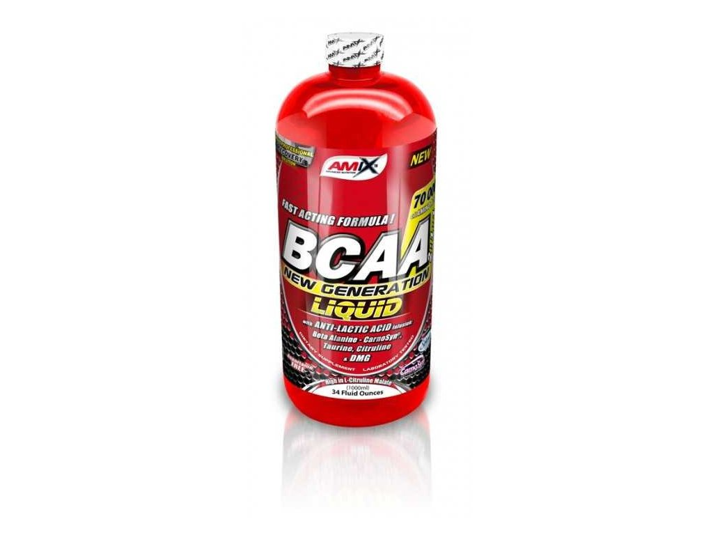 BCAA New Generation liquid 500 ml