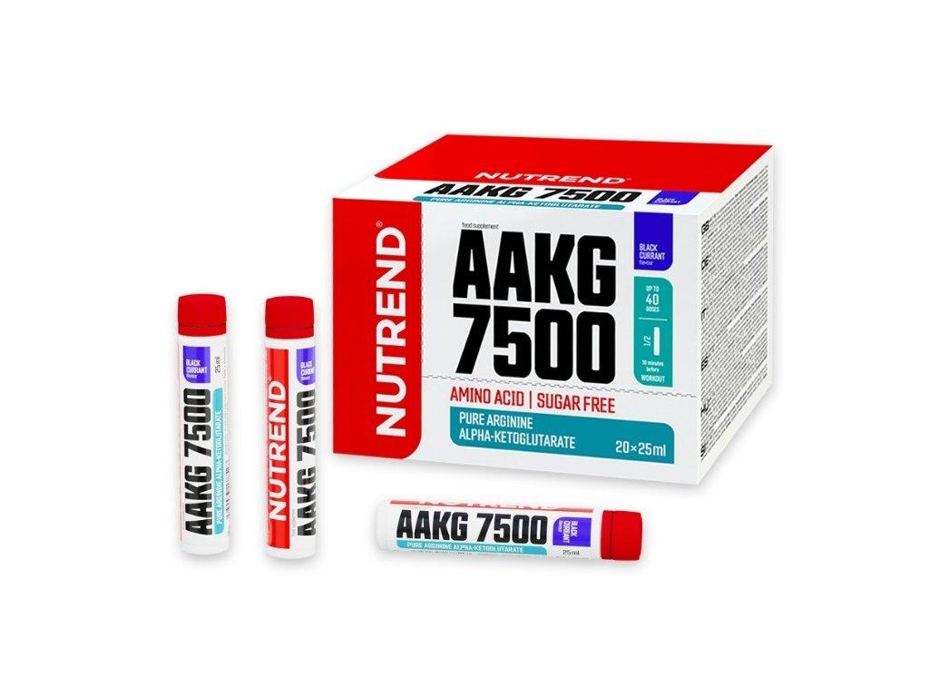 AAKG 7500 20 x 25 ml