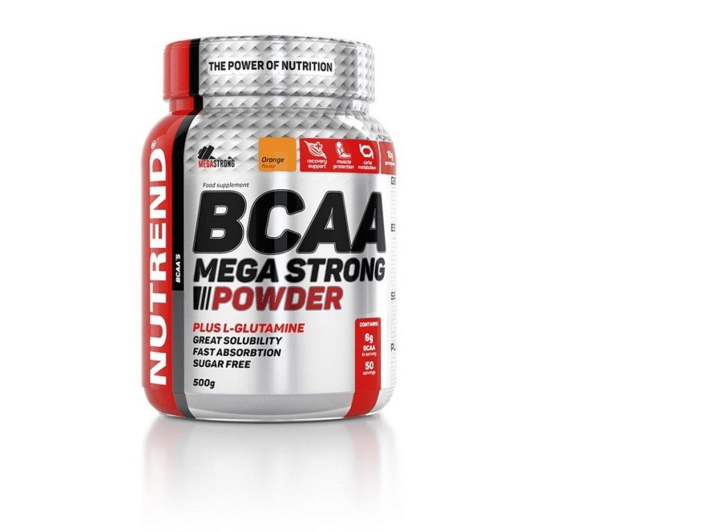 BCAA Mega Strong Powder 500 g