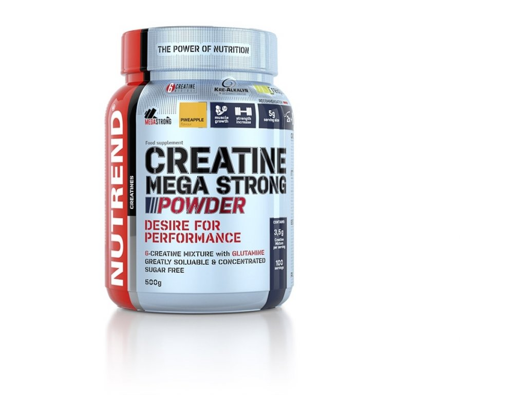 Creatine Mega Strong Powder 500 g
