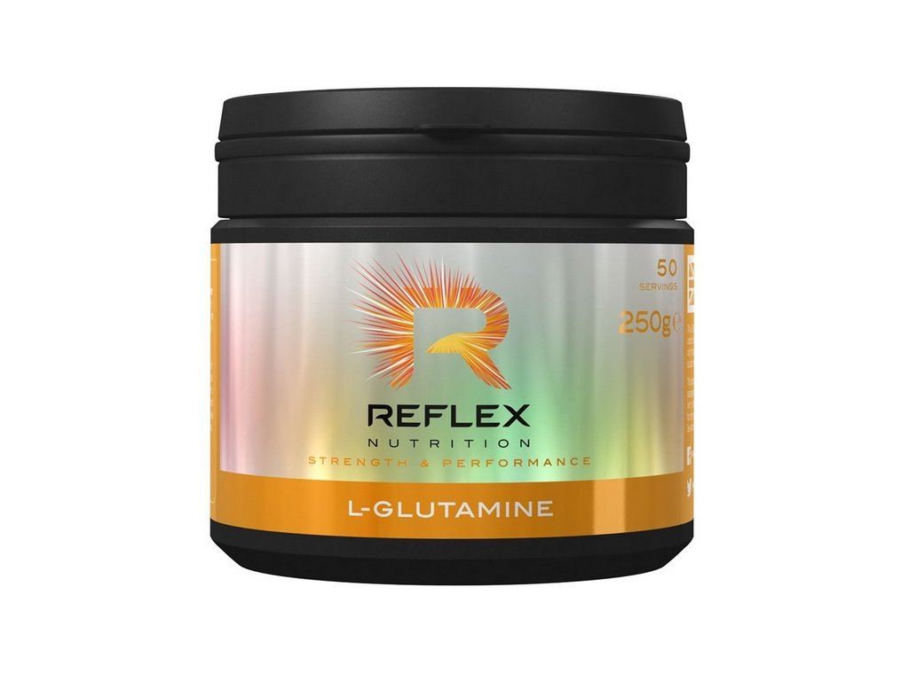 glutamine reflex
